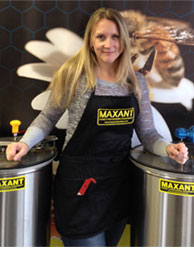 Maxant Honey House Apron